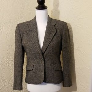 Media 3 vintage tweed blazer